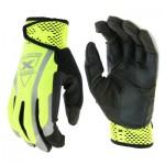 West Chester 89308/XL Extreme Work VizX Safety Gloves