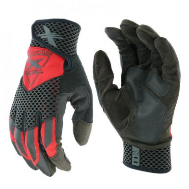 West Chester 89303/L Extreme Work Knuckle Knox Gloves