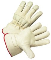 West Chester 5000/L Leather Palm Gloves