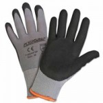 West Chester 715SNFTFD/L Micro Foam Nitrile Coated Gloves