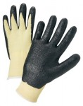 West Chester 713KSNF/L Nitrile Coated Kevlar Gloves