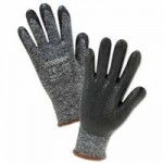 West Chester 715SNFLB/M Nitrile Coated Gloves