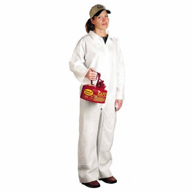 West Chester 3400/XL PE Laminate Protective Coveralls