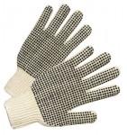 West Chester 708SKBSL PVC Dot String Knit Gloves