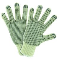West Chester 708SKBS PVC Dot String Knit Gloves