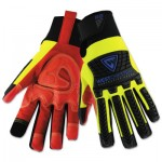 West Chester 87010/3XL R2 RigAce Rigger Gloves with Silicone Palm