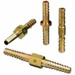Western Enterprises 54 Brass Hose Splicers