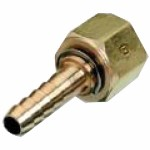 Western Enterprises 14 Brass Hose Adaptors