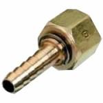 Western Enterprises 24-0 Brass Hose Adaptors