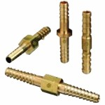Western Enterprises 38 Brass Hose Splicers