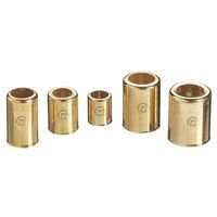 Western Enterprises 7244-A Brass Hose Ferrules