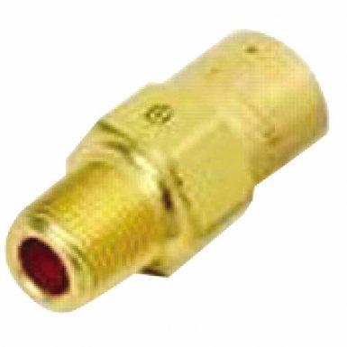 Western Enterprises WMV-4-235 Brass Safety Relief Valves