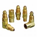 Western Enterprises AW-407 Inert Arc Hose & Torch Adapters