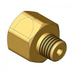 Western Enterprises B-682 Male NPT Outlet Adaptors