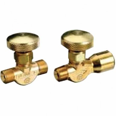 Western Enterprises 215-AL Non-Corrosive Gas Flow Valves