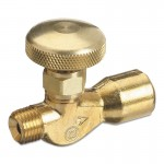 Western Enterprises 215-AR Non-Corrosive Gas Flow Valves