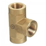 Western Enterprises BFT-12HP Pipe Thread Tees