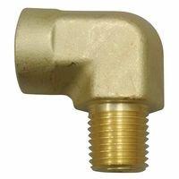 Western Enterprises BEL-4-4LP Pipe Thread Elbows