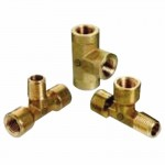 Western Enterprises BST-4LP Pipe Thread Tees