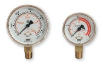 Western Enterprises G-2-30RLW Regulator Gauges