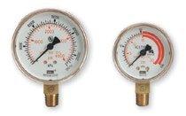 Western Enterprises G-2-4000W Regulator Gauges