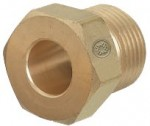 Western Enterprises 92 Regulator Inlet Nuts