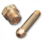 Western Enterprises SS-93 Regulator Inlet Nuts