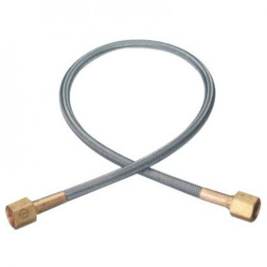 Western Enterprises PF2-4-24 Stainless Steel Flexible Pigtails