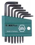 Wiha Tools 36197 Wiha Tools TorxPlus L-Key Sets