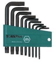 Wiha Tools 36199 Wiha Tools TorxPlus L-Key Sets