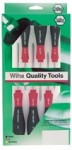 Wiha Tools 36291 Wiha Tools SoftFinish Screwdriver Sets