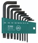 Wiha Tools 36392 Wiha Tools Torx L-Key Sets