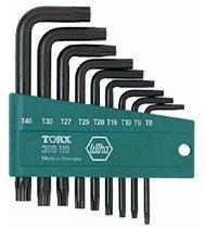 Wiha Tools 36394 Wiha Tools Torx L-Key Sets