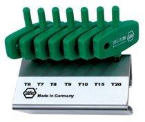 Wiha Tools 36590 Wiha Tools Wing Handle Torx Key Sets