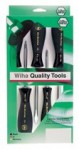 Wiha Tools 53390 Wiha Tools MicroFinish Non Slip Grip Screwdriver Sets