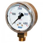 Wika 767042 Brass Gauges