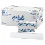 Windsoft WIN107 Folded Paper Towels