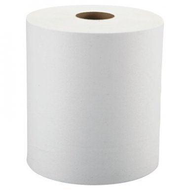 Windsoft WIN12906 Non-Perforated Hardwound Roll Towels