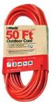Woods Wire 268 Outdoor Round Vinyl Extension Cords