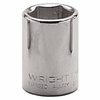 "Wright Tool 4024 1/2"" Dr. Standard Sockets"
