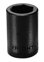 "Wright Tool 48-16MM 1/2"" Dr. Standard Impact Sockets"