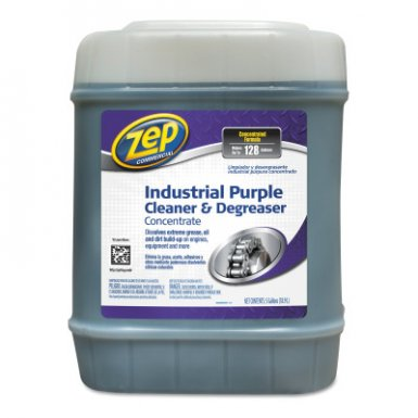 Zep Professional 1045433 Commercial Purple Cleaner and Degreaser Concentrates