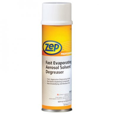 Zep Professional R11901 Fast Evaporating Aerosol Solvent Degreasers