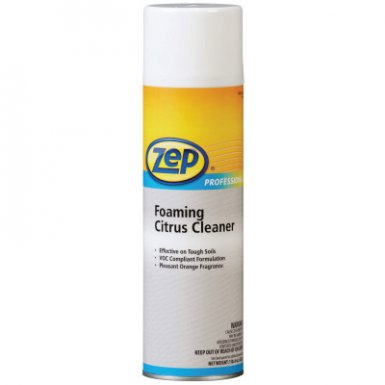 Zep Professional R06801 Foaming Citrus Cleaners