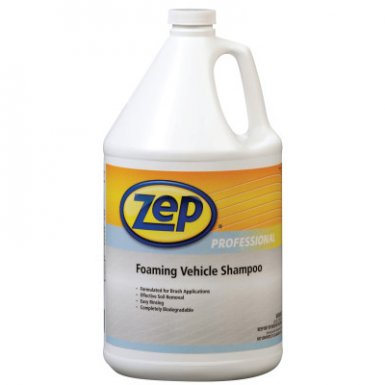 Zep Professional R08124 Foaming Vehicle Shampoos