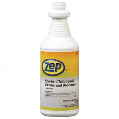 Zep Professional R00301 Non-Acid Deodorizing Toilet Bowl Cleaners