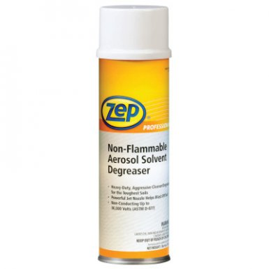 Zep Professional R12201 Non-Flammable Solvent Degreasers