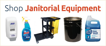 Shop Janitorial Equipment